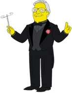 Clausen, Alf - by Matt Groening