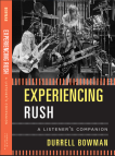 """""""Experiencing Rush"""" - book cover (Rush playing live in Birmingham, England on 12 February 1978)"""