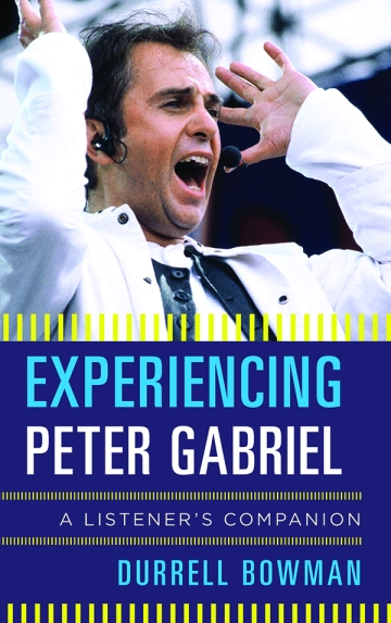 Experiencing Peter Gabriel (cover)