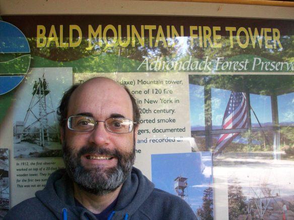 """""""Bald"""" Mountain (no comment!)"""