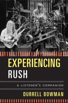 Experiencing Rush (cover)