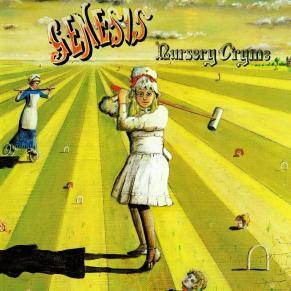 Genesis - Nursery Cryme, 1971