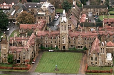 Charterhouse School; Godalming, Surrey