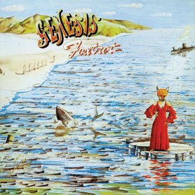 Genesis - Foxtrot, 1972